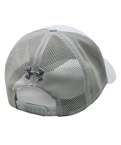 UNDER ARMOUR MEN'S BLITZING TRUCKER 3.0 HAT - GREY