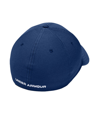 UNDER ARMOUR MEN'S HEATHERED BLITZING 3.0 HAT - BLUE/WHITE