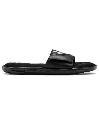 UNDER ARMOUR MEN'S IGNITE VI SL SANDALS - BLACK