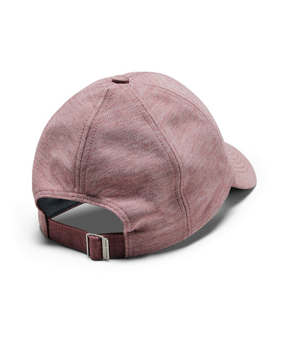 UNDER ARMOUR WOMEN'S HEATHERED PLAY UP HAT - PINK