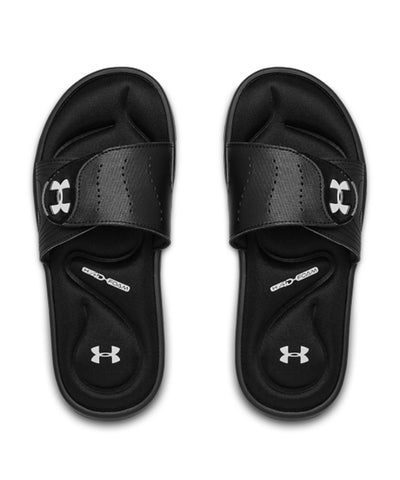 UNDER ARMOUR WOMEN'S IGNITE VI SANDALS - BLACK