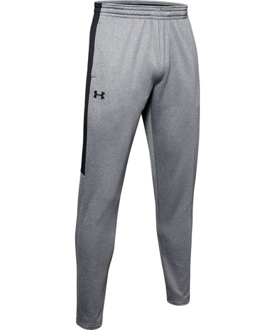 UNDER ARMOUR ARMOUR FLEECE GRAPHIC MEN'S PANTS - GREY