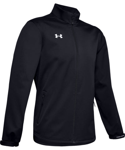 UNDER ARMOUR COLDGEAR HOCKEY SOFTSHELL II MEN'S JACKET - BLACK