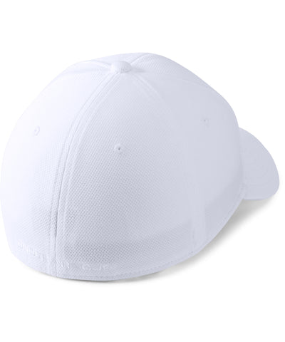 UNDER ARMOUR MEN'S BLITZING 3.0 HAT - WHITE/WHITE