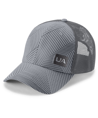 UNDER ARMOUR MEN'S MEN'S BLITZING TRUCKER 3.0 - GREY