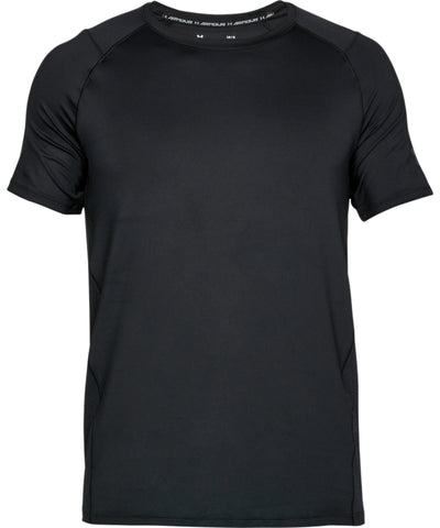 UNDER ARMOUR MEN'S MK1 II T SHIRT - BLACK