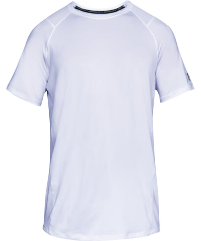 UNDER ARMOUR MEN'S MK1 II T SHIRT - WHITE