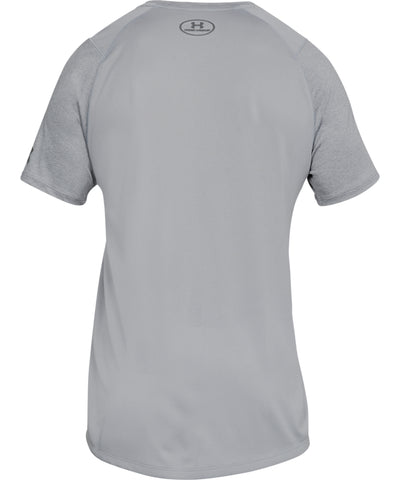 UNDER ARMOUR MEN'S MK1 T SHIRT - GREY
