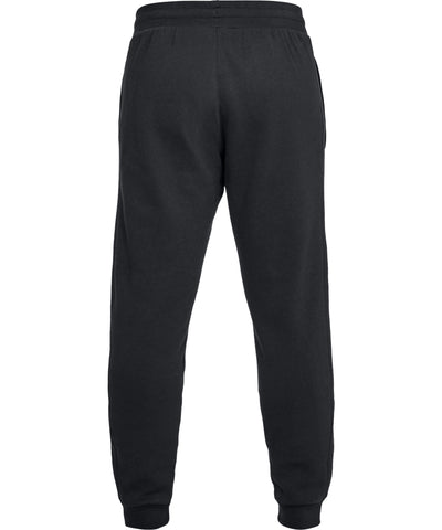 UNDER ARMOUR RIVAL FLEECE JOGGER II MEN'S PANTS - BLACK