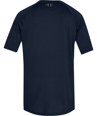UNDER ARMOUR TECH MEN'S T SHIRT - NAVY
