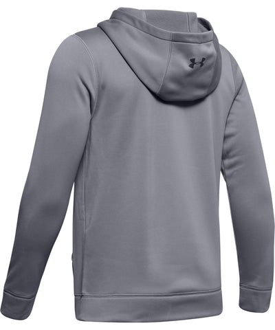 UNDER ARMOUR UA HOCKEY KID'S HOODIE - GREY
