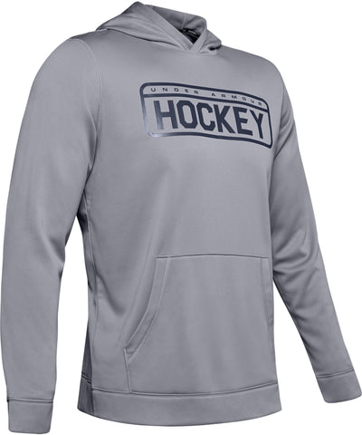 UNDER ARMOUR UA HOCKEY MEN'S HOODIE II - GREY