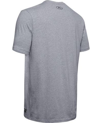 UNDER ARMOUR UA HOCKEY WORDMARK MEN'S T SHIRT - GREY