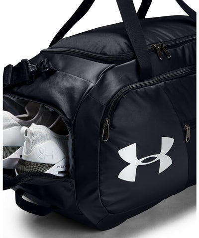 UNDER ARMOUR UNDENIABLE DUFFLE 4.0 MD - BLACK