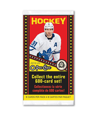 UPPER DECK OPEECHEE 2020 HOCKEY CARDS