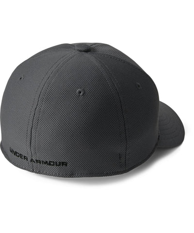 UNDER ARMOUR BOY'S BLITZING 3.0 CAP - GREY
