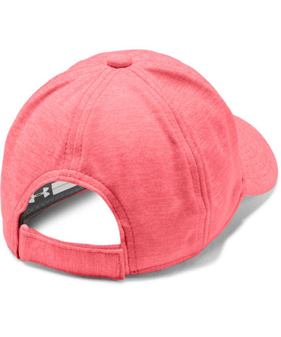 UNDER ARMOUR GIRL'S TWISTED RENEGADE CAP - PINK
