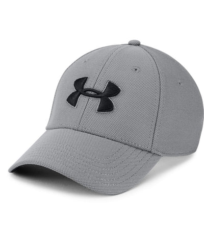 UNDER ARMOUR MEN'S BLITZING 3.0 CAP - GREY