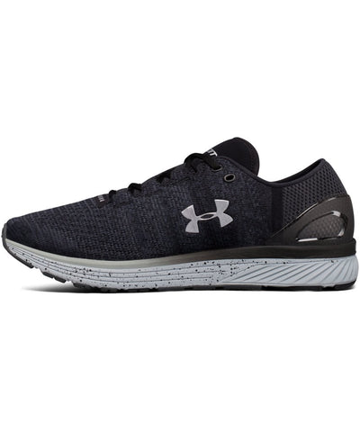 UNDER ARMOUR MEN'S CHARGED BANDIT 3 RUNNING SHOES - GREY