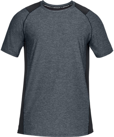 UNDER ARMOUR MEN'S MK1 T SHIRT - BLACK