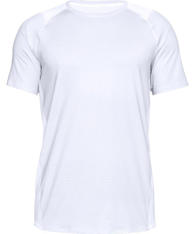f69102fe91065 UNDER ARMOUR MEN S MK1 T SHIRT - WHITE ...