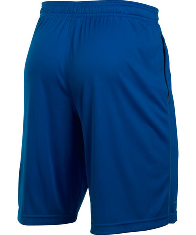 UNDER ARMOUR MEN'S UA TECH GRAPHIC SHORT- ROYAL