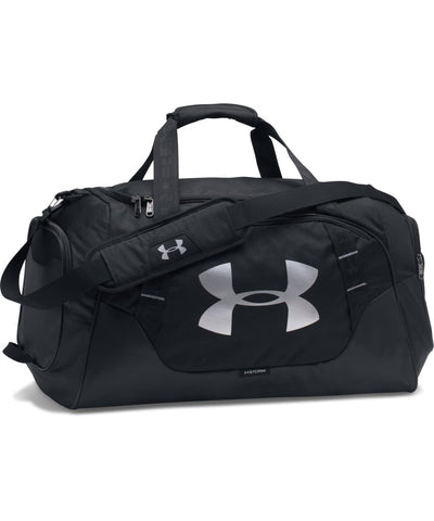 UNDER ARMOUR UNDENIABLE 3.0 MD DUFFLE BAG - BLACK