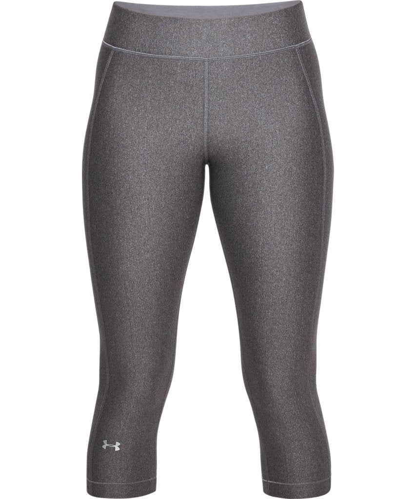 162e71a904273 UNDER ARMOUR WOMEN'S HEATGEAR CAPRI PANTS - GREY – Pro Hockey Life