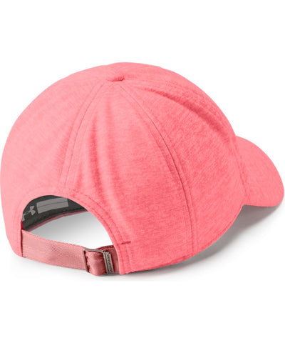 UNDER ARMOUR WOMEN'S TWISTED RENEGADE CAP - PINK