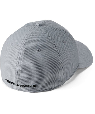 UNDER ARMOUR MEN'S HEATHERED BLITZING 3.0 CAP - GREY