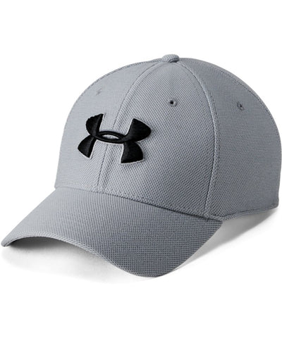 UNDER ARMOUR MEN S HEATHERED BLITZING 3.0 CAP ... 8a2dbb2bd5f8