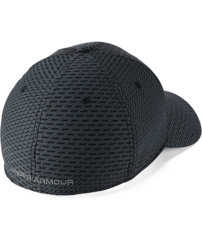 new style 4d0e3 0500c ... UNDER ARMOUR MEN S PRINTED BLITZING 3.0 CAP - BLACK