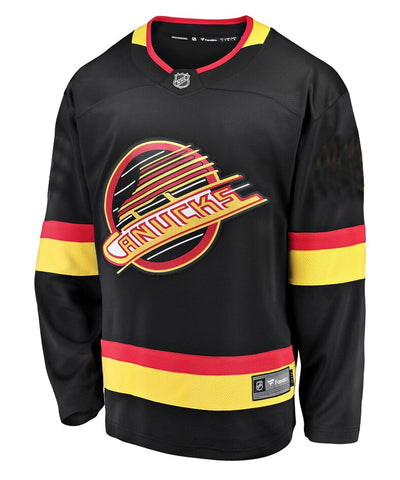 VANCOUVER CANUCKS FANATICS MEN'S BREAKAWAY HERITAGE JERSEY