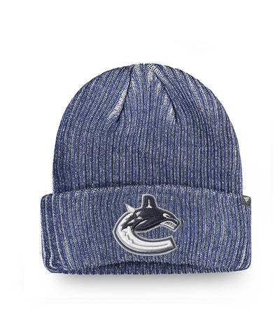 VANCOUVER CANUCKS FANATICS MEN'S RINKSIDE CUFFED BEANIE TOQUE