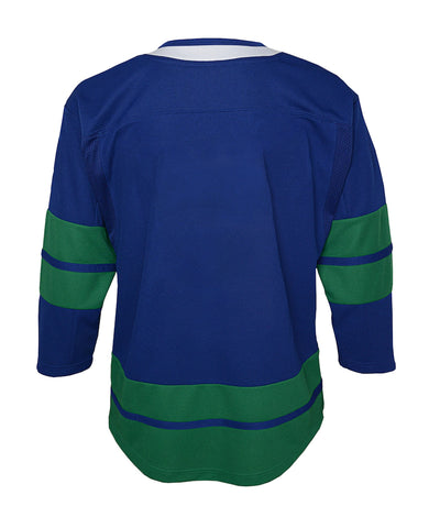 VANCOUVER CANUCKS JUNIOR PREMIER THIRD JERSEY