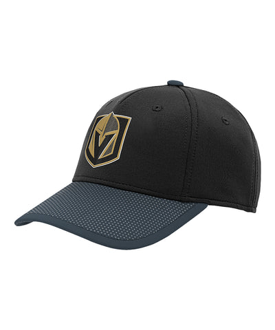 VEGAS GOLDEN KNIGHTS KIDS AUTHENTIC PRO STRUCTURED NHL DRAFT HAT
