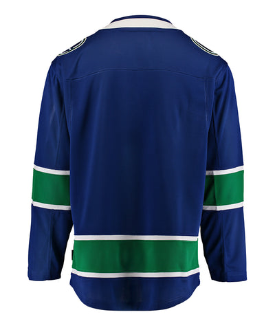 FANATICS VANCOUVER CANUCKS MENS HOME BREAKAWAY JERSEY