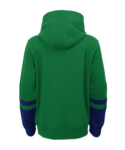 VANCOUVER CANUCKS KIDS SPECIAL EDITION PULLOVER FLEECE HOODIE