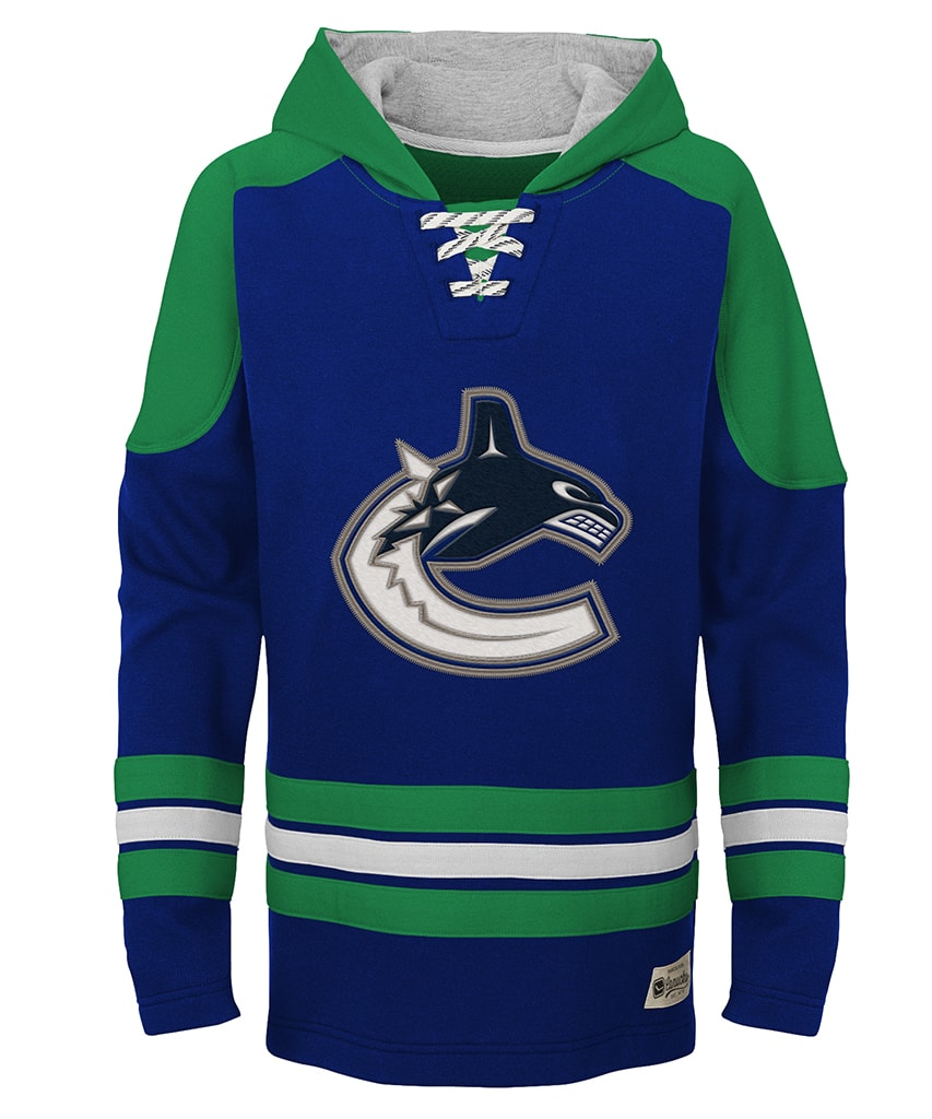 43c5b4696fa VANCOUVER CANUCKS JUNIOR LEGENDARY HOODIE