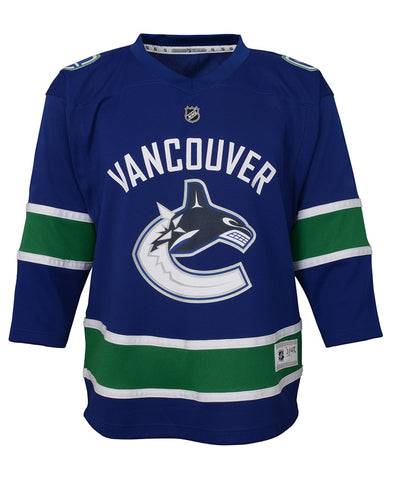 VANCOUVER CANUCKS TODDLER REPLICA JERSEY