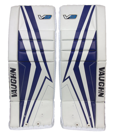 VAUGHN VELOCITY 9 JR GOALIE PADS