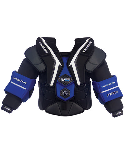 VAUGHN VELOCITY 9 PRO SR GOALIE CHEST PROTECTOR