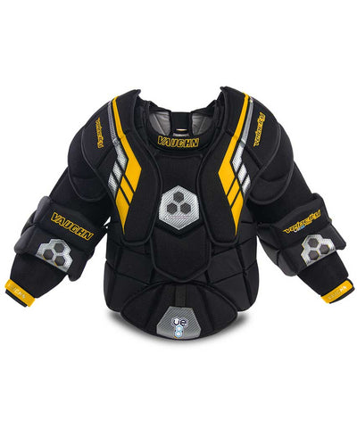 VAUGHN VE8 PRO CARBON - NHL SPEC SR GOALIE CHEST PROTECTOR