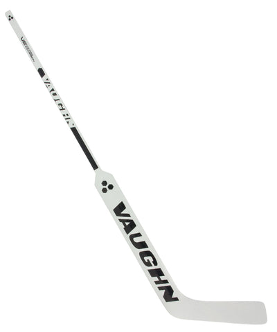 VAUGHN VELOCITY VE8 PRO CARBON SR GOALIE STICK - WHITE/BLACK