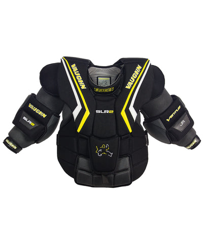 VAUGHN VENTUS SLR2 JR GOALIE CHEST PROTECTOR