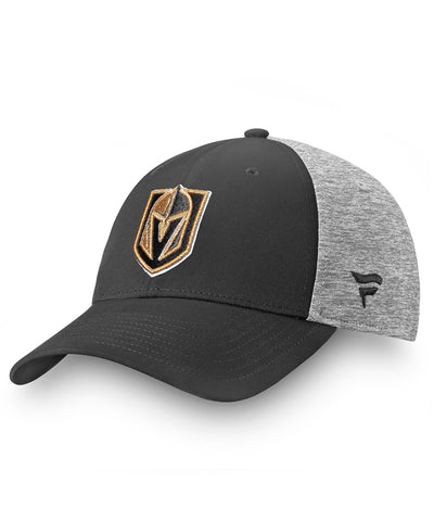 VEGAS GOLDEN KNIGHTS FANATICS MEN'S 2019 NHL STANLEY CUP STRUCTURED STRETCH HAT