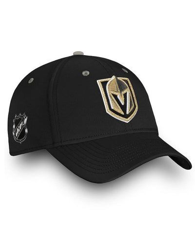 VEGAS GOLDEN KNIGHTS FANATICS MEN'S RINKSIDE SPEED FLEX HAT