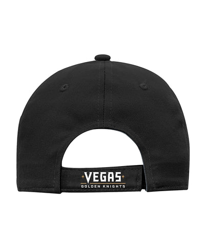 VEGAS GOLDEN KNIGHTS KID'S PRIMARY LOGO CAP
