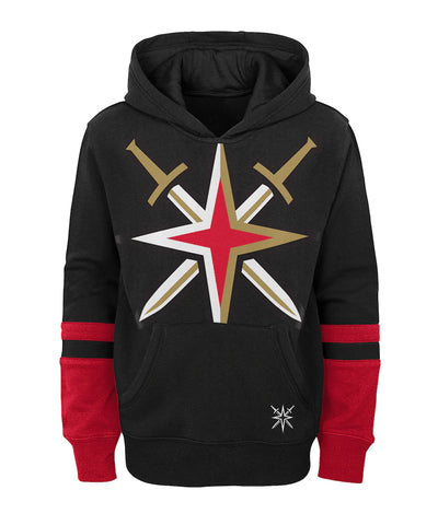 VEGAS GOLDEN KNIGHTS KIDS SPECIAL EDITION PULLOVER FLEECE HOODIE