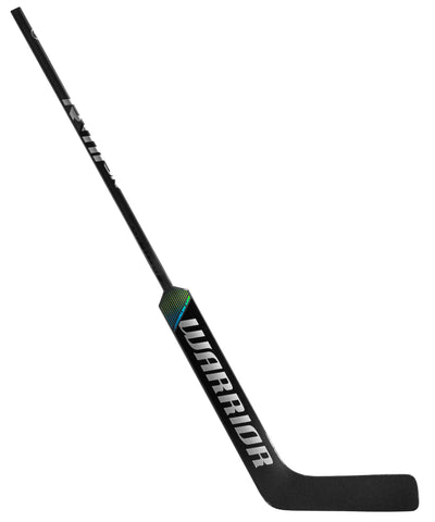 WARRIOR RITUAL M1 JUNIOR GOALIE STICK - SILVER/BLACK